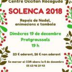 Solenca - repas de Noël (c) Centre Culturel Occitan de l'Albigeois