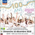 Soufflons 100 bougies pour la Ligue (c) Lyre de Lavaur