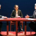 1988 Le débat Mitterand-Chirac/// Complet (c) Scène Nationale d'Albi, ALBI (81000)