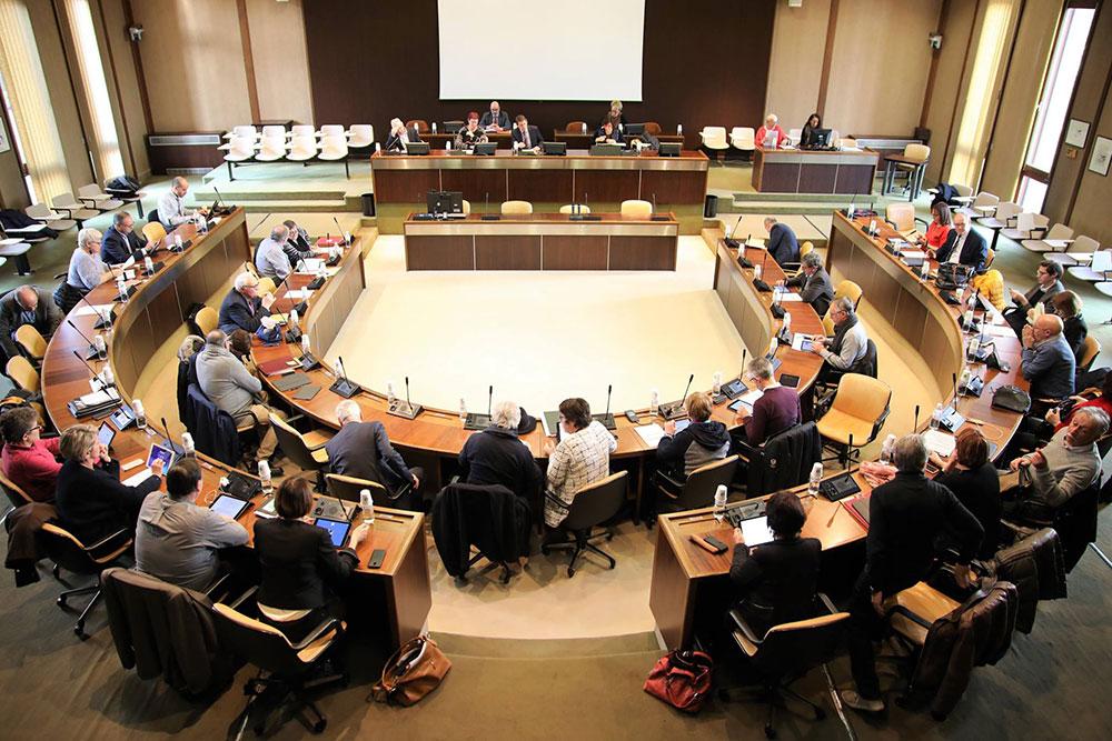 Commission permanente du Conseil général du Tarn / © Département du Tarn