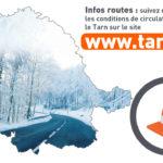 Viabilité hivernale / © Département du Tarn