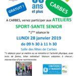 Ateliers sport santé senior (c) Christine Borel - EPGV Tarn