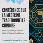 Conférence Médecine Traditionnelle Chinoise (c) Cœur de Nuage