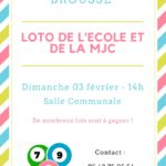 Loto de l'école et de la Mjc (c) MJC de Brousse