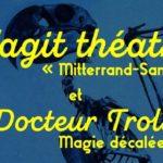 Soirée 2 spectacles ! Magie et théâtre (c)