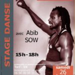 Stage danse africaine Danse Sabar (c) ass Ebenbao