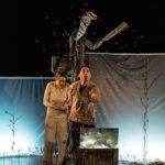 Théâtre : La première Neige (c) Pôle culture et attractivité