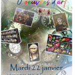 Voyage à travers des oeuvres d'art (c) MJC Rabastens Couffouleux