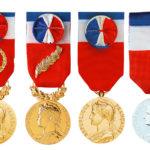 Médailles d'honneur du travail /© Gravures Wersinger
