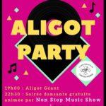 Aligot Party (c) Comité des fêtes de Cuq