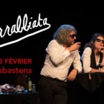 All'arrabiata, cabaret satirique (c)