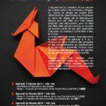 Atelier Origami (c) Médiathèques du Lautrécois-Pays d'Agoût