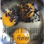Déjeuner aux truffes (c) Marianne Rosenberg