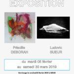 Exposition à la Galerie Le Cinq (c) Association Le Cinq