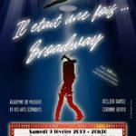 Il était une fois Broadway (c) Académie de musique et des Arts scéniques
