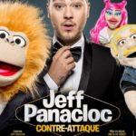 Jeff Panacloc Contre Attaque (c) Bleu Citron, TOULOUSE (31000)