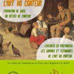 L'art du Conteur … fromation professionnelle (c) Association Dahu téméraire