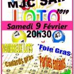 Loto de la Mjc (c) MJC de Saïx
