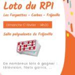 Loto du Rpi Les Farguettes-Carbes-Fréjeville (c) APE du RPI Les Farguettes - Carbes - Fréjevil