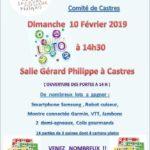 Loto du secours populaire (c) Secours populaire de Castres
