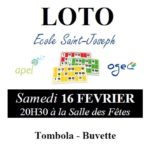 Loto école saint-joseph de briatexte (c) OGEC / APEL