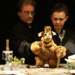 Rencontre autour de la marionnette (c) Pôle culture et attractivité et adda