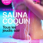 Sauna Coquin (c) Le Rouge & Noir - club libertin