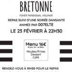 Soirée Bretonne (c) Comité des fêtes de Vielmur/Agoût