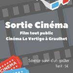 Sortie cinéma (c) Papyrus