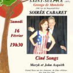 Spectacle Cabaret : Ciné songs (c) Le Pin des Arts