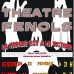 Theatre avec les treteaux du soir (c) TRETEAUX DU SOIR