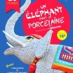 Un éléphant dans la porcelaine (c) Ville de Gaillac, GAILLAC (81600)