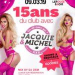 15 ans du Rouge & Noir avec Jacquie & Michel (c)