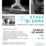 Atelier Qi Gong (c) Association Coeur de Nuage