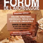 Forum de l'Archéologie (c) Association CERAC