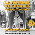 La fanfare de guitare trafique Tom Waits (c) Pollux Association