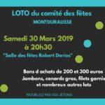 Loto du comite des fetes de montdurausse (c) Comité des fêtes de Montdurausse