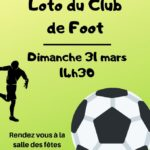 Loto du Foot (c) Ecole de football du Pays d'Agoût