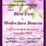 Salon Bien-Être et Médecines Douces (c) association Sirona