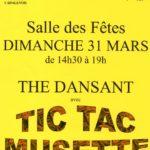 The dansant (c) Assocition LE SAULE CADALENOIS