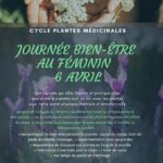 Les Médicinales: Journée bien-être au Féminin (c) Association Terre Nature