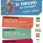 Notes de printemps en Cocagne (c) CCTA, Conservatoire Musique et Danse Tarn, Ly