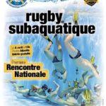 Première rencontre de rugby subaquatique (c) Club Subaquatique Albigeois