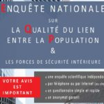 Enquête nationale sur la qualité du lien entre la population et les forces de sécurité intérieure / © Ministère de l'intérieur