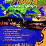 Abbas, mon histoire (c) Conservatoire de Musique et de Danse du Tarn