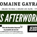 Afterwork jeudi'vin au Domaine Gayrard (c) Domaine Gayrard