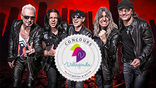 Concours Scorpions / Festival Pause Guitare 2019