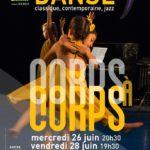 Corps a corps (c) Conservatoire de Musique et de Danse du Tarn