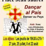 Dançar al país, les bals de l'été (c) Centre Occitan del País Castrés