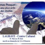 Expos Thomas Pesquet